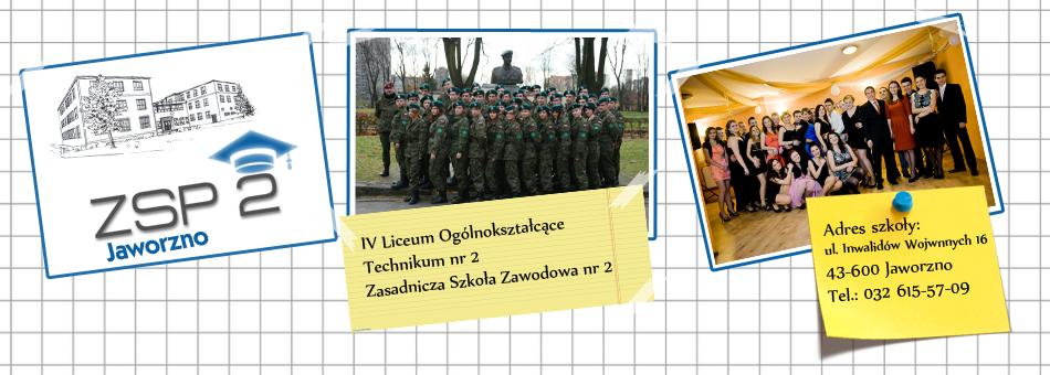 Zespół Szkół Ponadgimnazjalnych nr 2 w Jaworznie