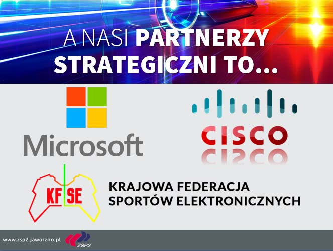 Partnerzy ZSP2 Jaworzno